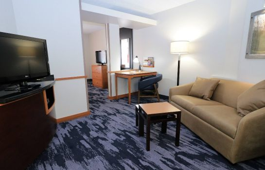Suite Fairfield Inn & Suites San Antonio Alamo Plaza/Convention Center