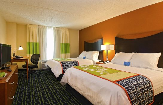 Zimmer Fairfield Inn & Suites San Antonio Alamo Plaza/Convention Center