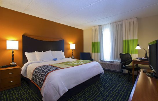 Pokój Fairfield Inn & Suites San Antonio Alamo Plaza/Convention Center