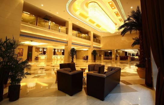 Hotelhalle Jinling Netda Hotel Nantong (Chinese only during COVID-19)