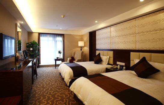 Doppelzimmer Standard Jinling Netda Hotel Nantong (Chinese only during COVID-19)
