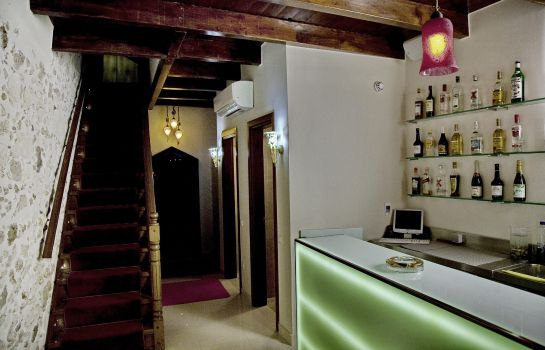 Bar del hotel Antica Dimora Suites