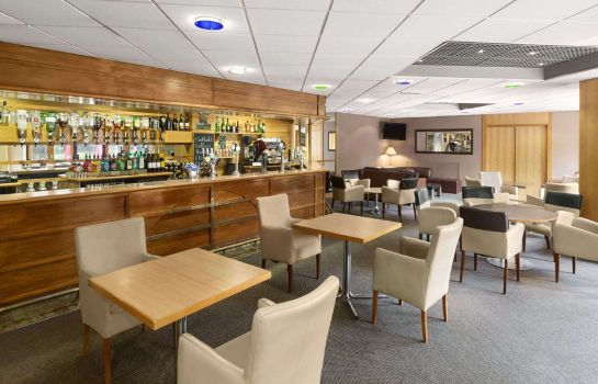 Hotel bar Ramada Telford Ironbridge