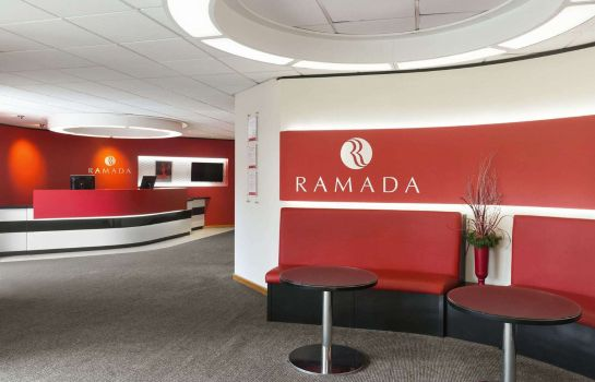 Hol hotelowy Ramada by Wyndham Telford Ironbridge