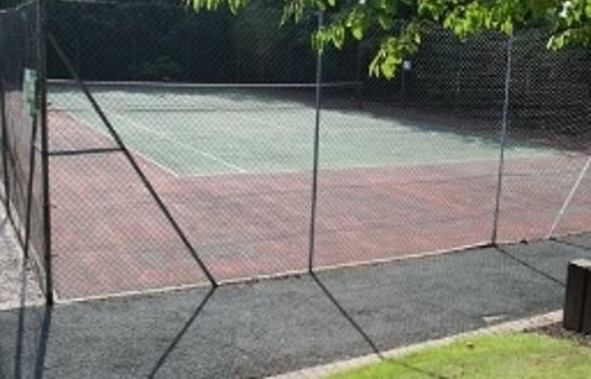 Tennis court Ramada Telford Ironbridge