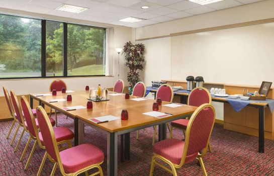 Conference room Ramada Telford Ironbridge