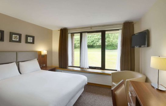 Pokój Ramada by Wyndham Telford Ironbridge
