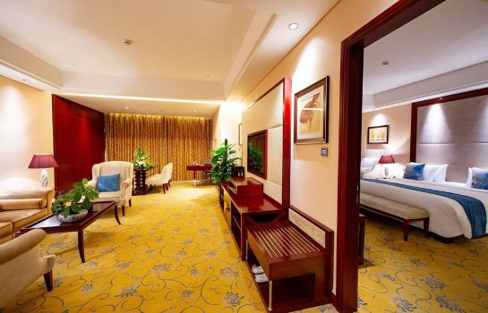 Suite Howard Johnson Tropical Garden Plaza Kunming