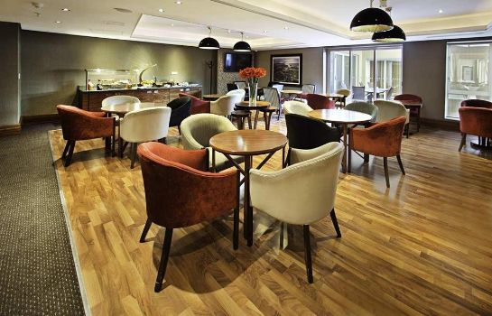 Bar del hotel Hilton Cape Town City Centre
