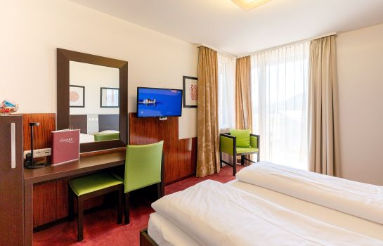 Chambre individuelle (standard) Hotel eduCARE