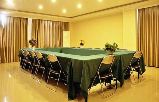 Sala de reuniones Green Tree Inn Dongliu Road Domestic only