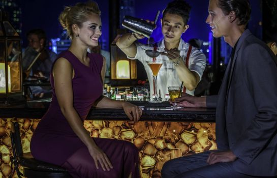 Hotel bar Hotel Muse Bangkok Langsuan - MGallery Collection