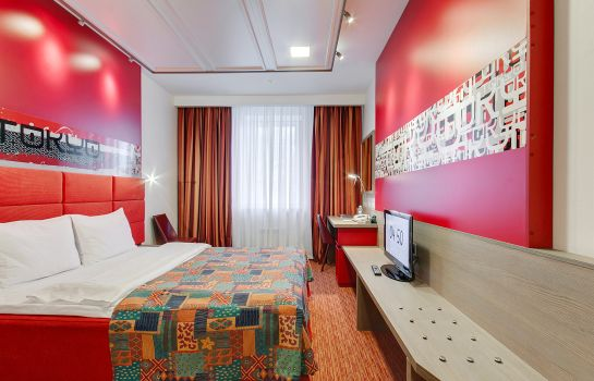 Chambre double (confort) Red Stars Hotel