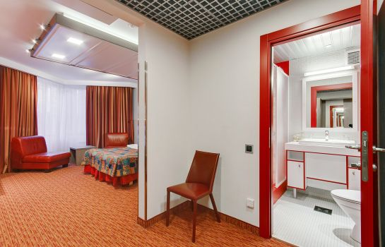 Suite Junior Red Stars Hotel