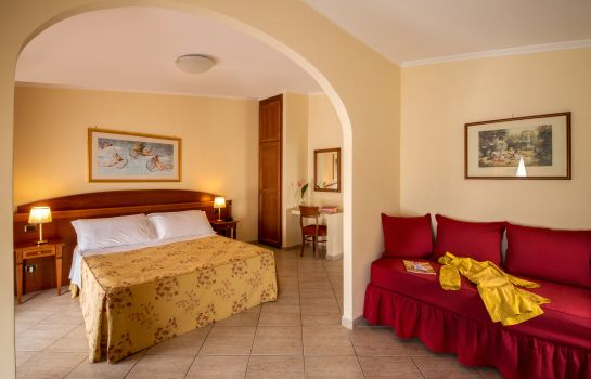 Four-bed room Marini Park Hotel