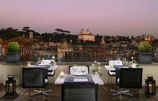 Ristorante THE FIRST Luxury Art Hotel Roma