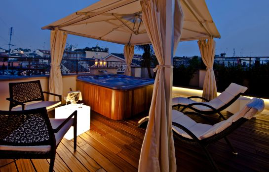 Suite THE FIRST Luxury Art Hotel Roma