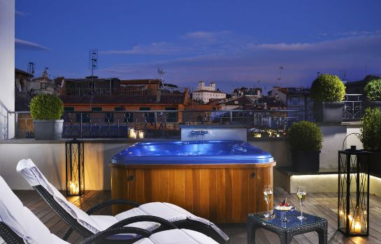 Whirlpool THE FIRST Luxury Art Hotel Roma
