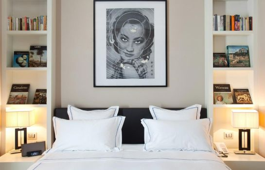 Camera THE FIRST Luxury Art Hotel Roma
