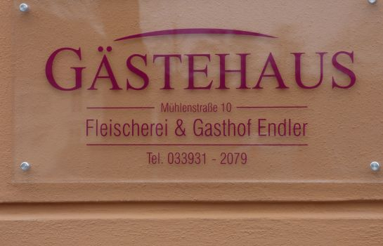 Double room (standard) Gasthof Endler