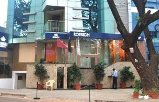 Exterior view Roerich Hotel