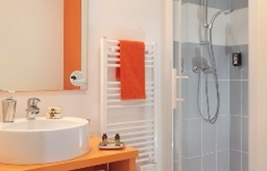 Bathroom Appart'City Confort Tours Résidence de Toursime