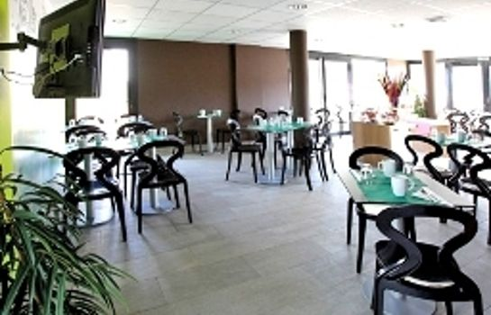 Breakfast room Appart'City Confort Tours Résidence de Toursime