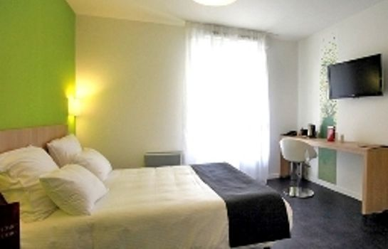 Double room (standard) Appart'City Confort Tours Résidence de Toursime