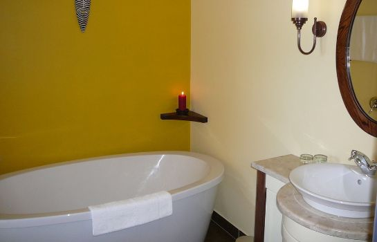 Bagno in camera Double Dutch B & B