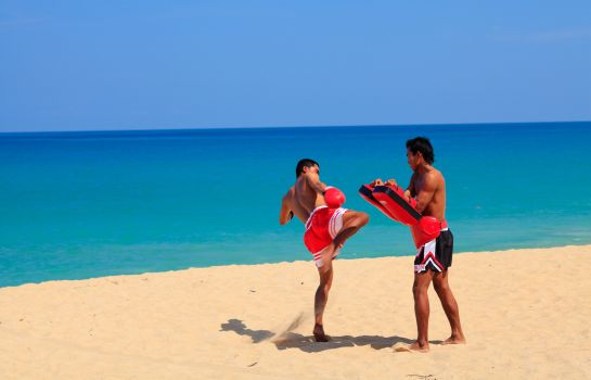 Sporteinrichtungen Grand West Sands Resort & Villas Phuket