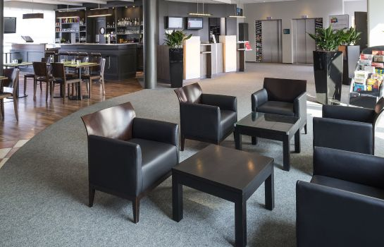 Hotelhal ibis budget Luxembourg Sud