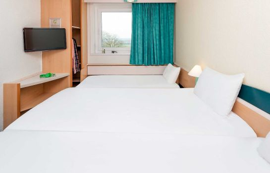 Info ibis budget Luxembourg Sud