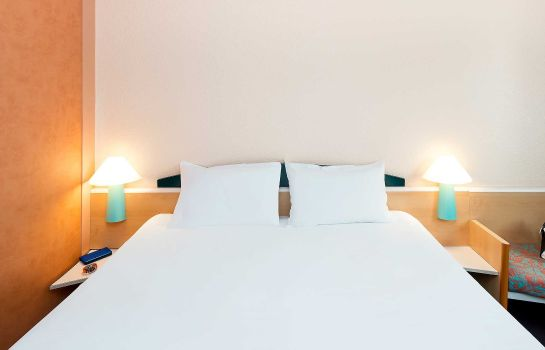 Kamers ibis budget Luxembourg Sud