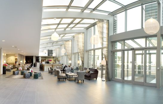Reception RADISSON BLU EAST MIDLANDS