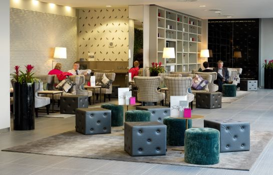 Lobby RADISSON BLU EAST MIDLANDS