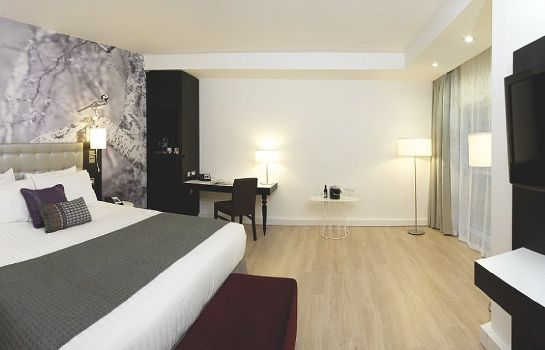Room RADISSON BLU EAST MIDLANDS