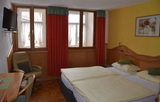 Chambre double (standard) Maintal Hotel-Pension