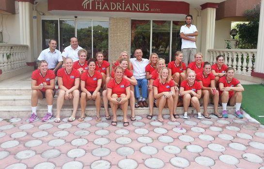 Lara Hadrianus Hotel In Antalya Great Prices At Hotel Info