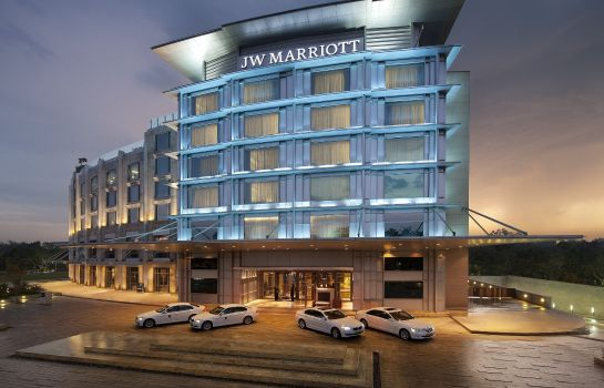 Vista exterior JW Marriott Hotel Chandigarh
