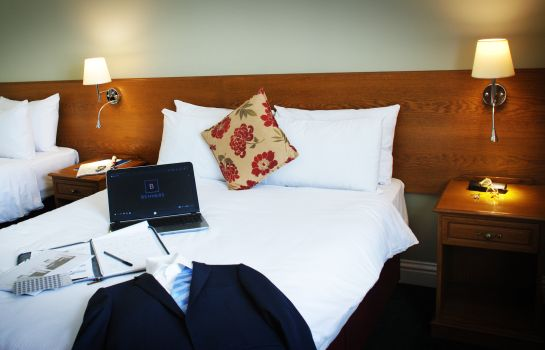 Single room (standard) Benners Hotel Tralee