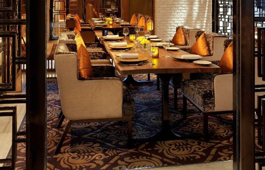 Restaurante JW Marriott Hotel Chandigarh
