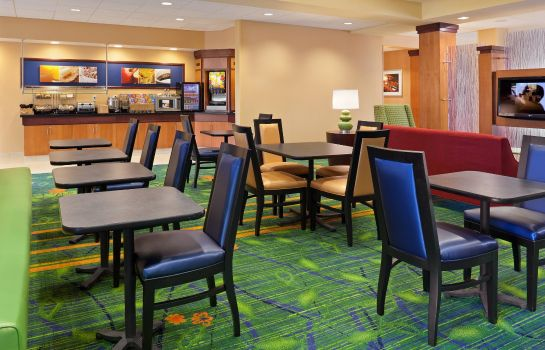 Restaurant Fairfield Inn & Suites Wichita Downtown