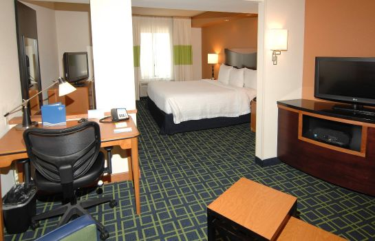 Zimmer Fairfield Inn & Suites Wichita Downtown