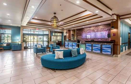 Hol hotelowy Fairfield Inn & Suites Alamogordo