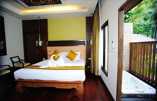 Badkamer Peach Hill Resort