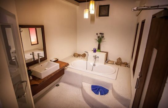 Bagno in camera Tango Beach Resort