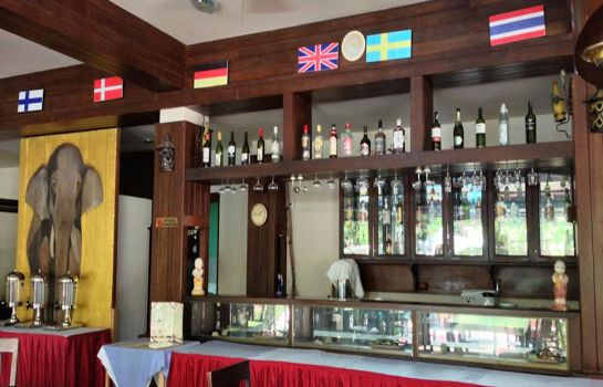 Bar hotelowy Grand Thai House Resort
