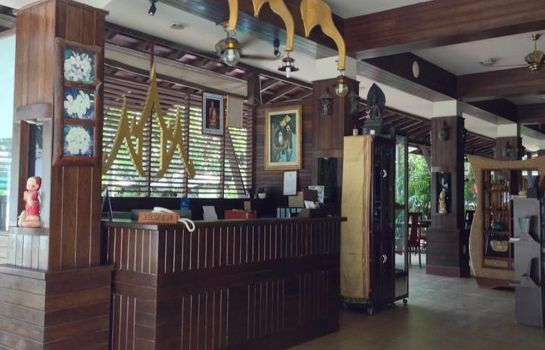 Hol hotelowy Grand Thai House Resort