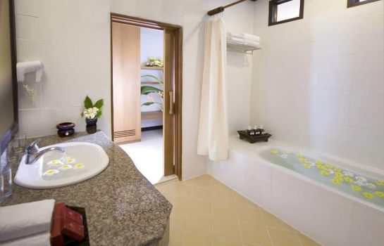Cuarto de baño Thai House Beach Resort