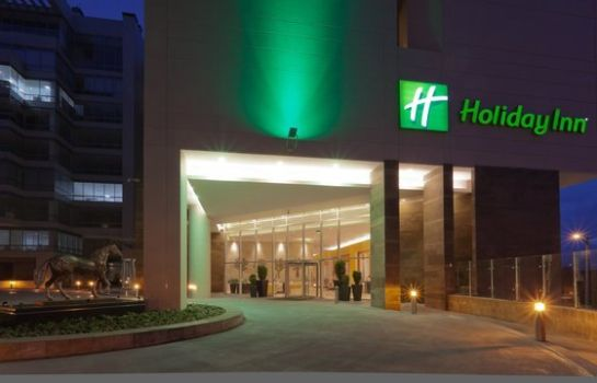 Vista exterior Holiday Inn BOGOTA AIRPORT